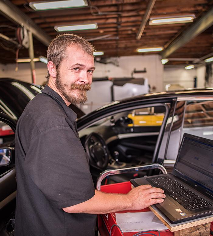 Auto electrical repair